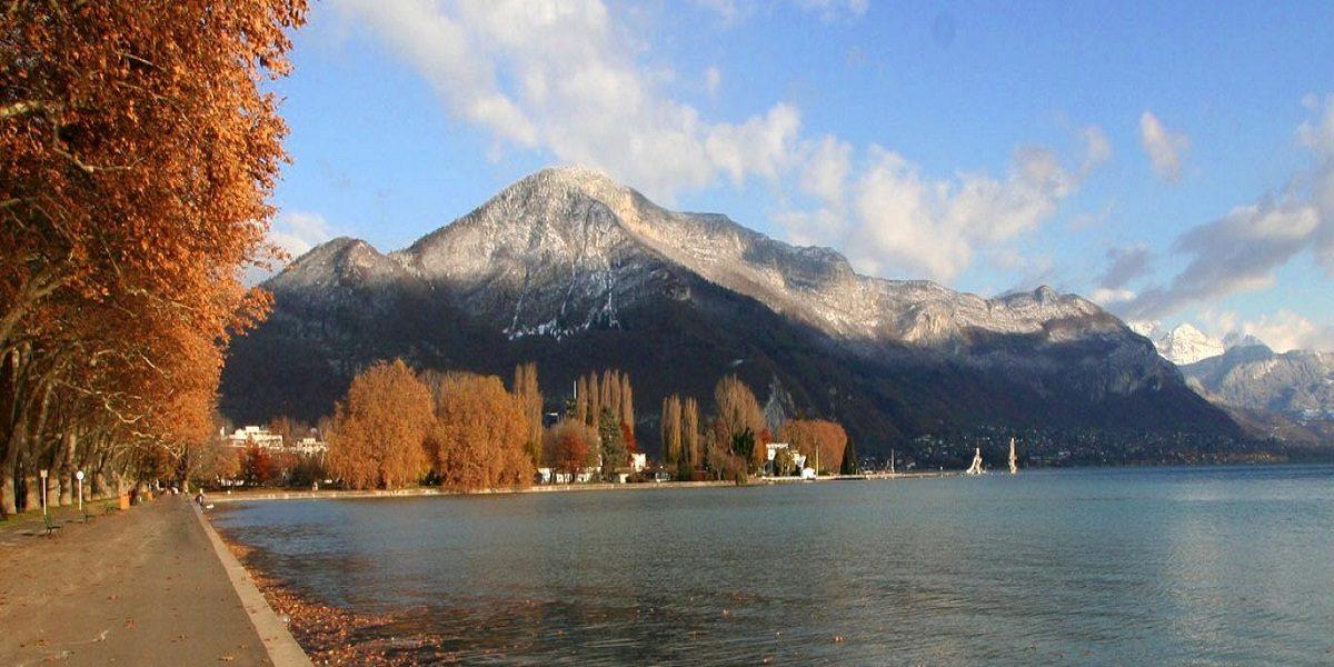 Annecy : une ville entre lacs et montagnes